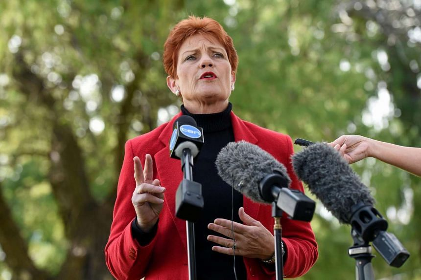 Pauline Hanson's One Nation party has won four seats in the Upper House.