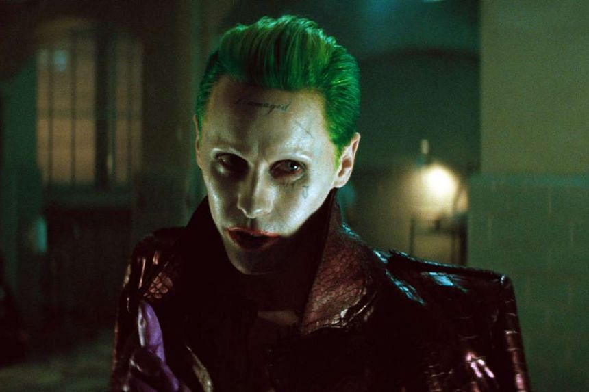 Did Jared Leto (as the Joker, above) carry the jokes too far?
