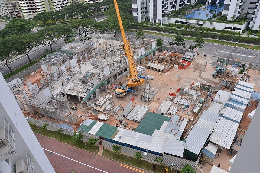 The mega childcare centre in Sengkang West run by NTUC First Campus' My First Skool will open by the first quarter of next year instead of the third quarter of this year, as originally planned