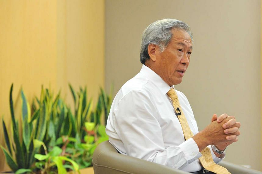 Singaporeans must also be prepared and remain united, said Defence Minister Dr Ng Eng Hen.