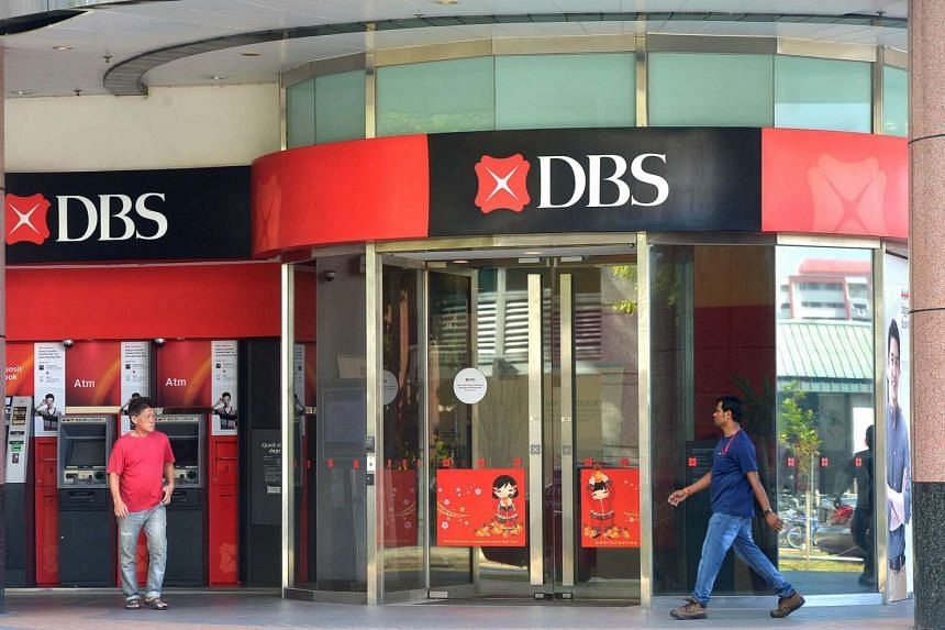 DBS posted a net profit of S$1.05 billion in the three months ended June, versus a S$1.12 billion profit a year earlier.