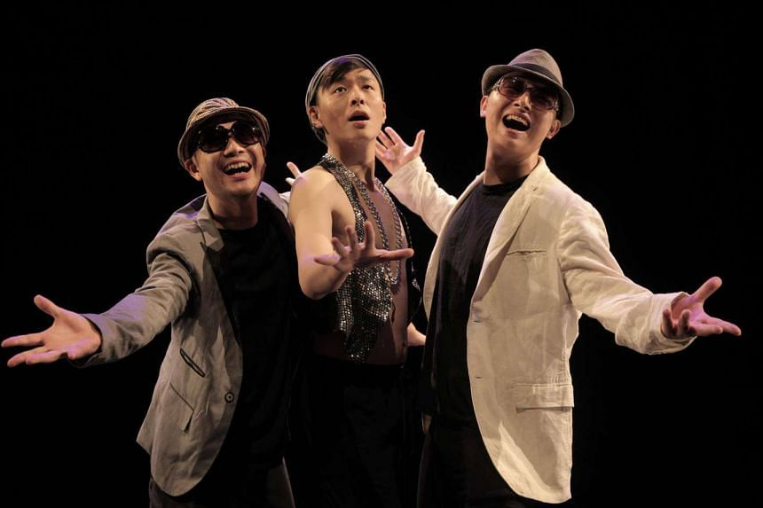 To Be Continued is a madcap medley of song and absurd physical improvisation, and is one of the stand-out productions at the M1 Chinese Theatre Festival this year.