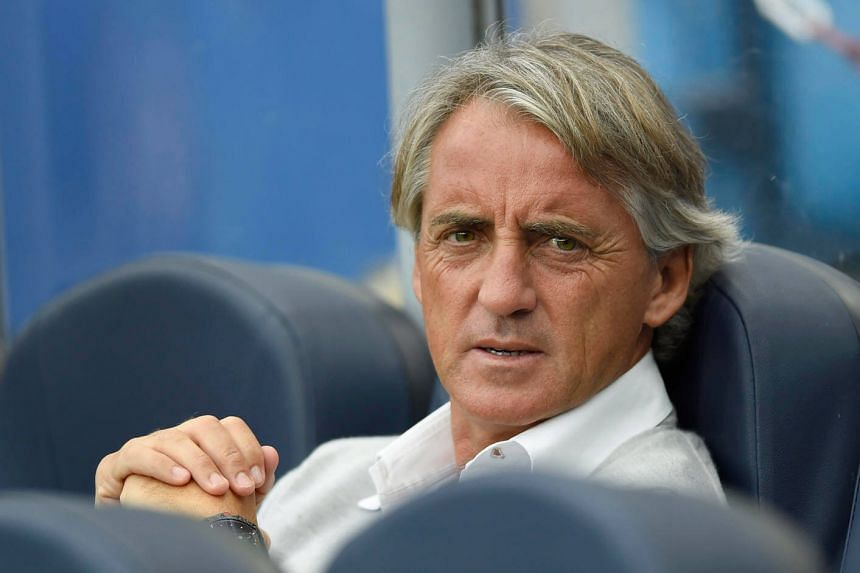 Coach Roberto Mancini is due to be forced out by new Chinese owners at Italian Serie A club Inter Milan.