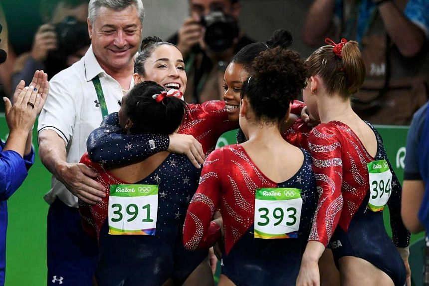 Defending Olympic champions USA have shown themselves to be a force to be reckoned with as they breezed through qualifiers on August 7.