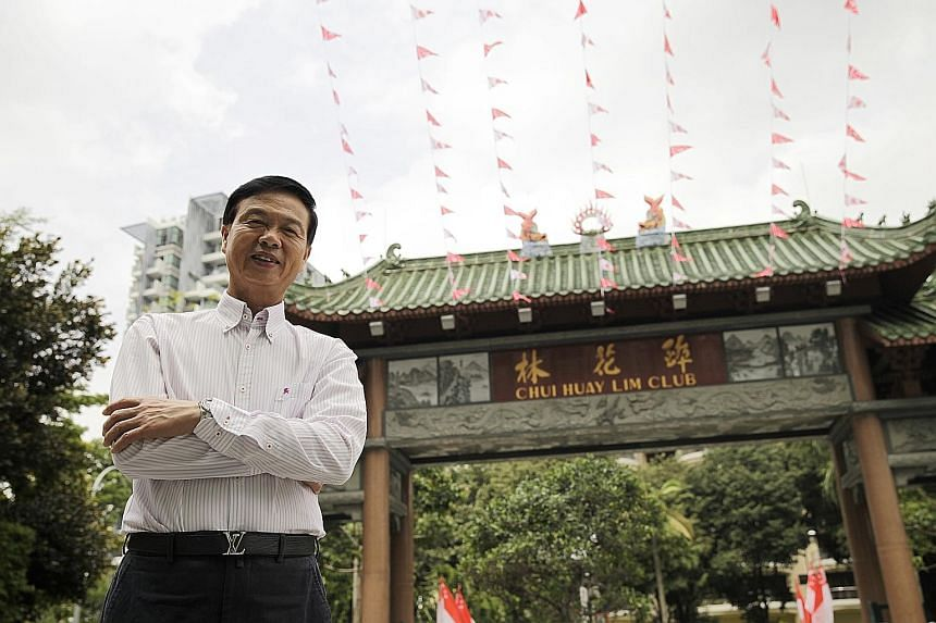 Mr Teo wants at least five art exhibitions a year at Chui Huay Lim and for more to enjoy Teochew opera performances there.