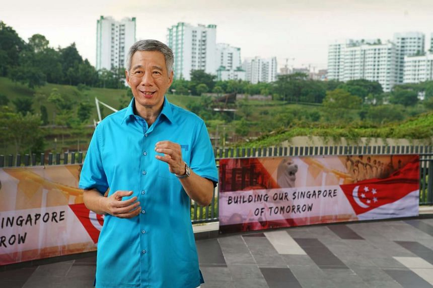 """Prime Minister Lee Hsien Loong has expressed confidence that Singaporeans will """"hold together and succeed"""" despite global threats in his National Day Message."""