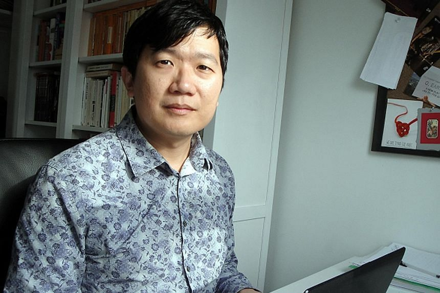 New York- based author Jeremy Tiang is one of Singapore's most prolific Chinese-to- English literary translators.