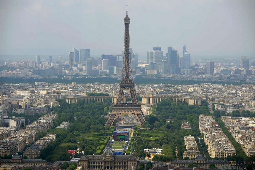A French court on Monday remanded in custody a 16-year-old girl accused of planning an attack in Paris.