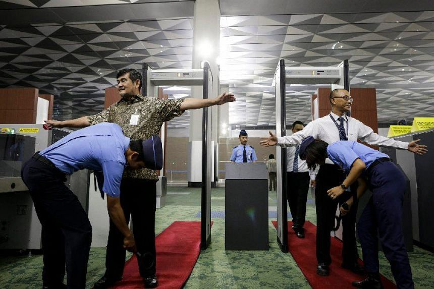 The US$380m terminal will allow the over overcrowded Soekarno-Hatta International Airport to handle tens of millions more passengers a year.