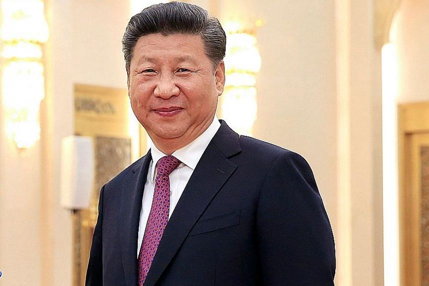 "Analysts expect Mr Xi to try to stay in office beyond the standard term of 10 years. But staying on as general secretary but not retaining the presidency would make him ""less powerful""."