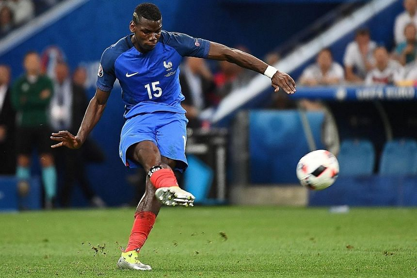 Playing in an unfamiliar system with the national team at Euro 2016, Paul Pogba struggled to impose himself as effectively as he had in Italy with Juventus. It remains to be seen how Manchester United manager Jose Mourinho will utilise his record sig