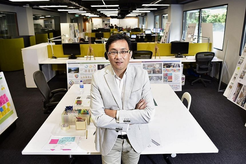 Mr Low, the first Singaporean on the design team in 1991, is now head of design at Philips Asean Pacific.