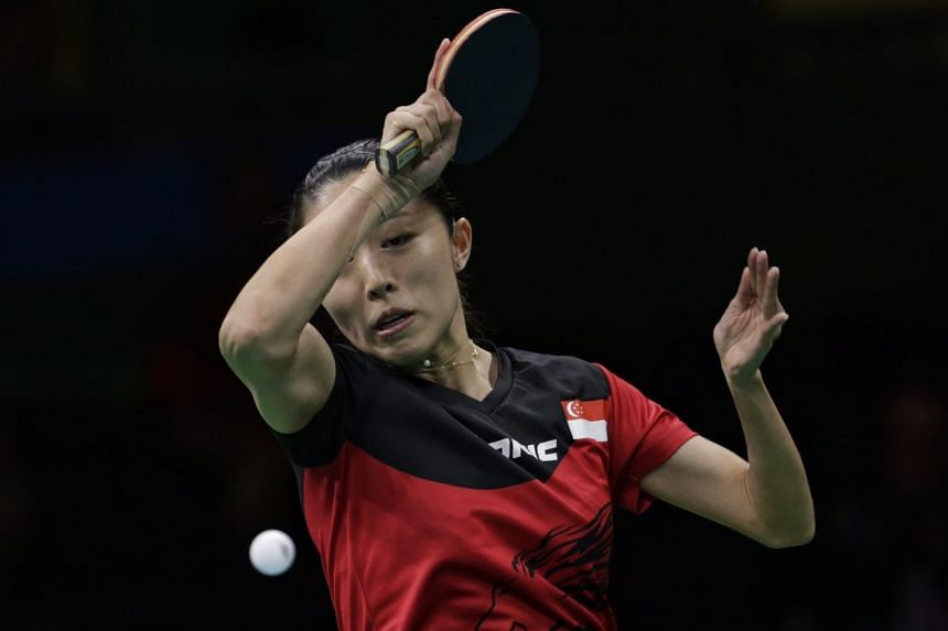 Yu Mengyu lost her quarter-finals in her match against North Korean Kim Song I 4-2 (8-11, 11-6, 5-11, 6-11, 11-9, 6-11).