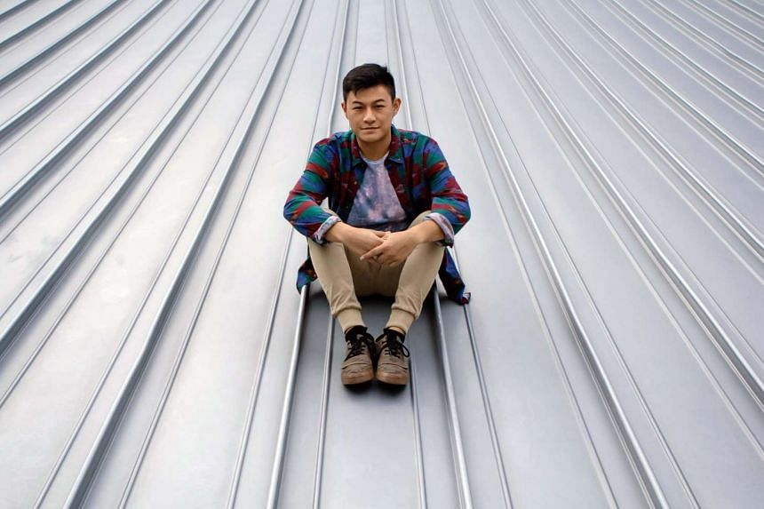 Lewis Loh plans to release an EP and a full-length album after national service.