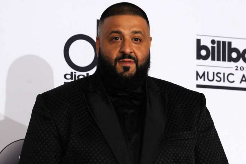 DJ Khaled is also a social media star who drops daily snippets of wisdom on Snapchat.