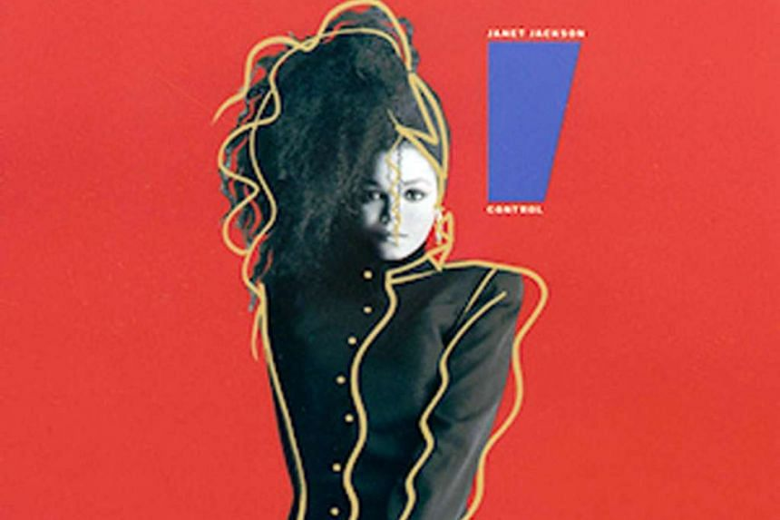 Janet Jackson's Control album spawned many memorable hits such as the title track and Nasty.