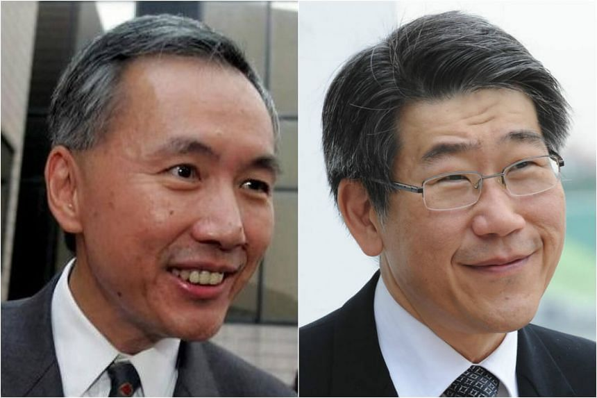Brothers Robert and Philip Ng, who control Far East Organisation and Hong Kong's Sino Group, retained their top spot on Singapore's richest despite a slight decline in wealth.