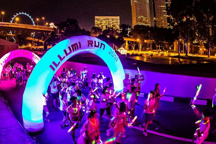 The fourth edition of the Illumi Run will take place on December 17 this year.