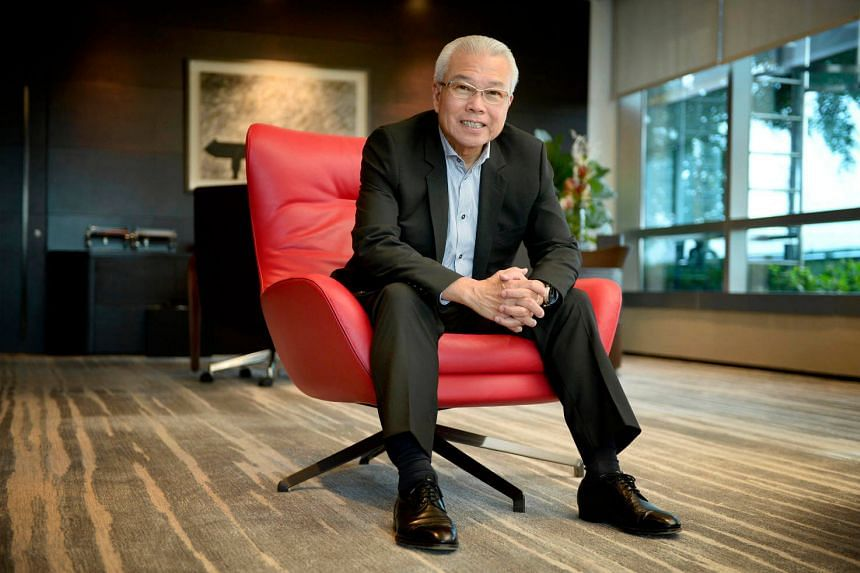 Property magnate Chua Thian Poh of Ho Bee Land has bucked the trend of declining fortunes faced by Singapore's wealthiest.