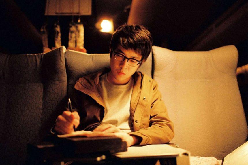 Singer-songwriter Charlie Lim.