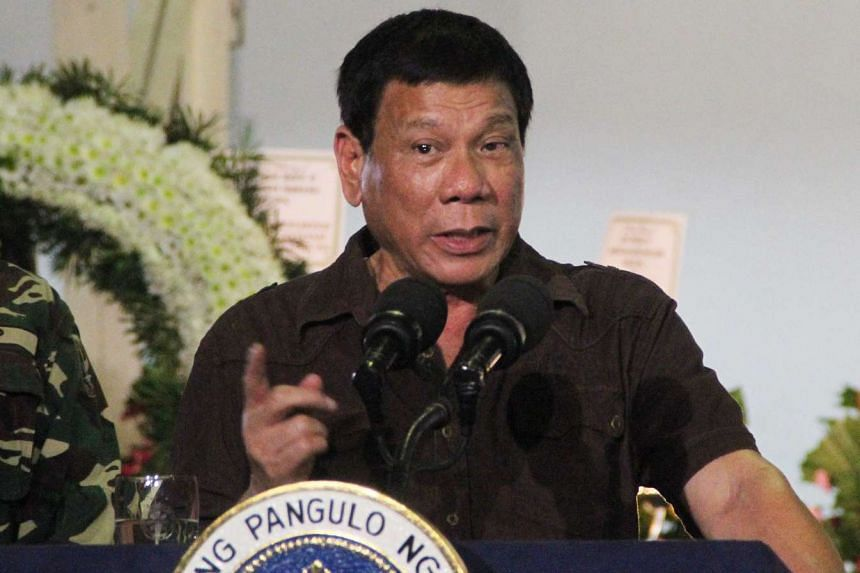 Philippine President Rodrigo Duterte said he would not apologise for his remarks.