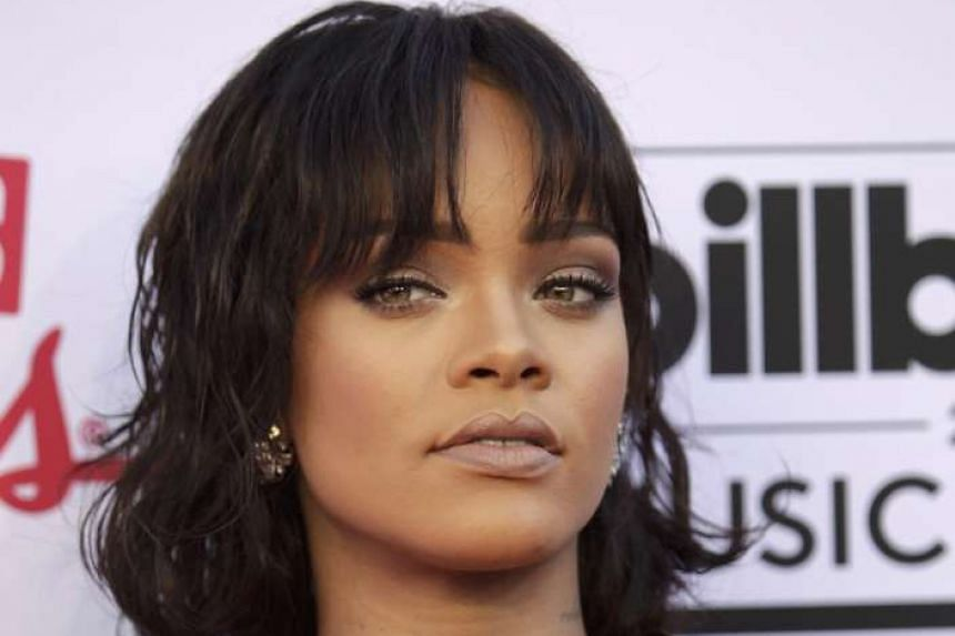 Rihanna (above) is an eight-time Grammy winner with more than 61 million albums sold.