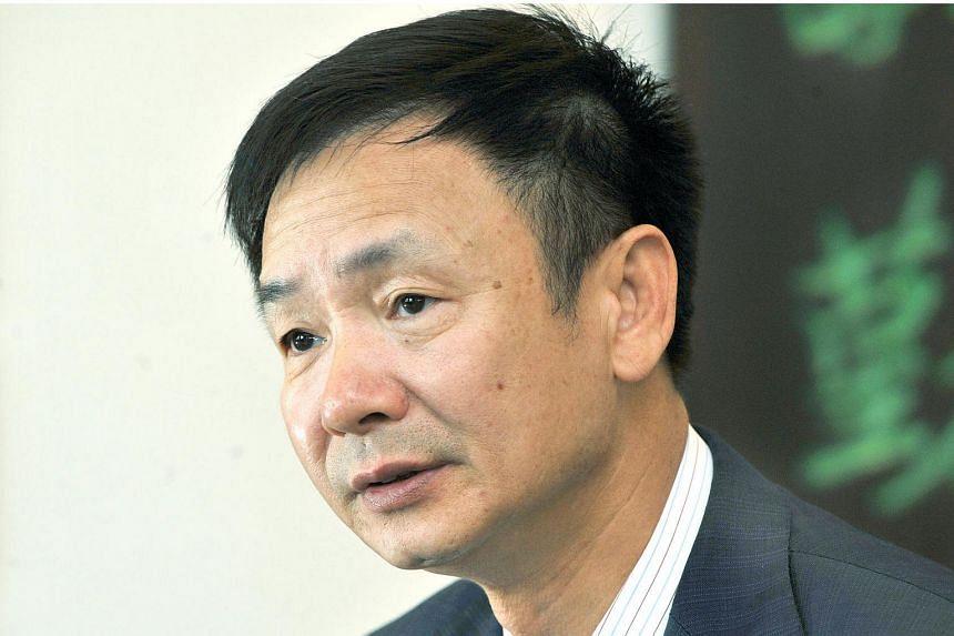 Yanlord Land Group chairman and CEO Zhong Sheng Jian.