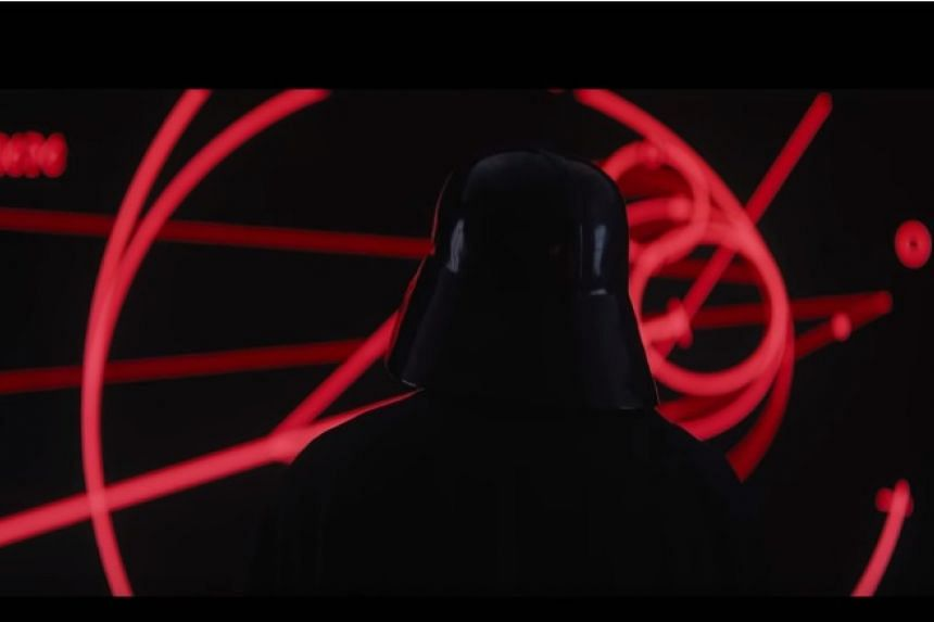 A new trailer for the hotly anticipated Rogue One: A Star Wars Story gave fans the first new footage of Darth Vader in more than a decade.