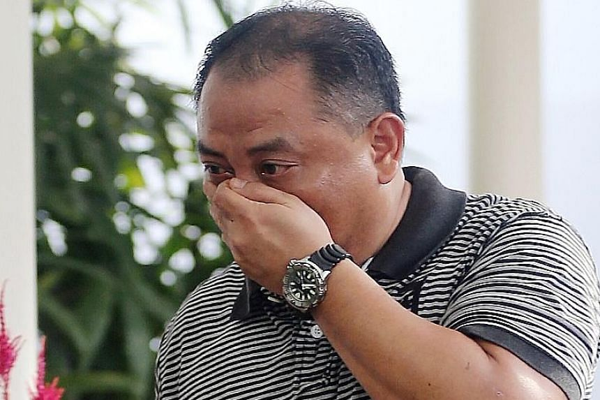 Faris, who had worked for the prison authorities for 27 years, molested the inmate between July and October last year.