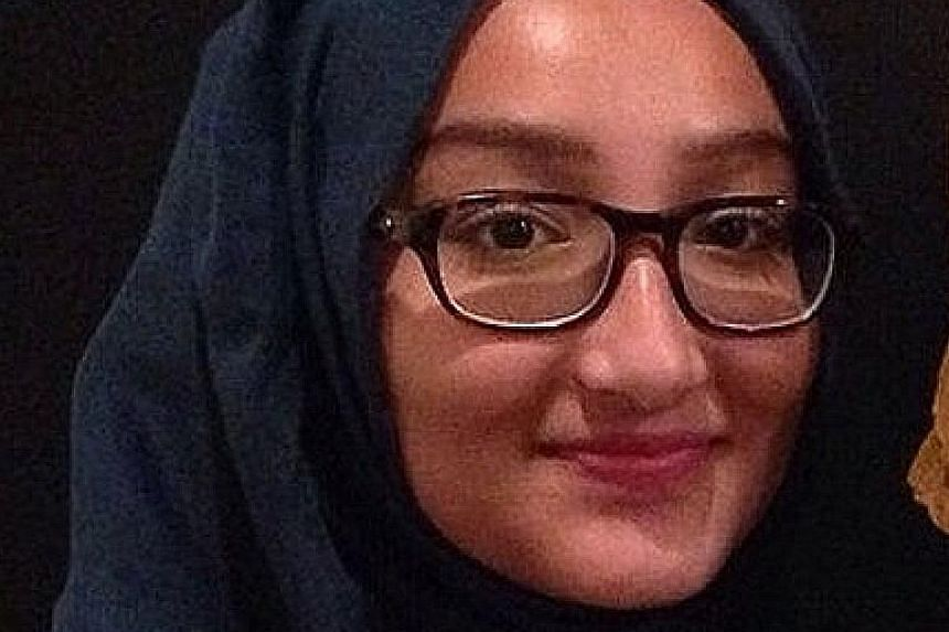 """Kadiza ran away in February last year to join ISIS, but she was reportedly planning to return to Britain, having become """"disillusioned with life"""" under the terror group."""
