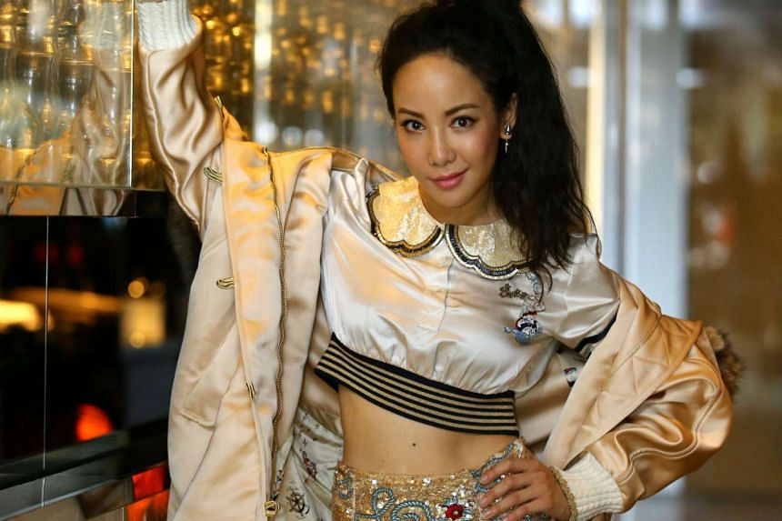 I crashed and burned': Actress Fiona Xie sought psychiatric