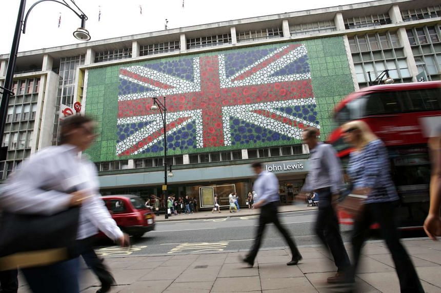 Britain will plug a funding gap of up to 4.5 billion pounds (S$7.8 billion) for European Union-financed projects in agriculture, universities and its regions.