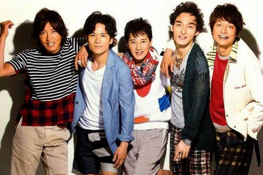 J-pop group SMAP will split on Dec 31 this year, their current agency, Johnny & Associates, announced early on August 14.