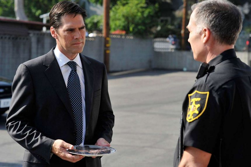 Thomas Gibson, who plays Special Agent Aaron Hotchner in Criminal Minds, has been fired from the show.