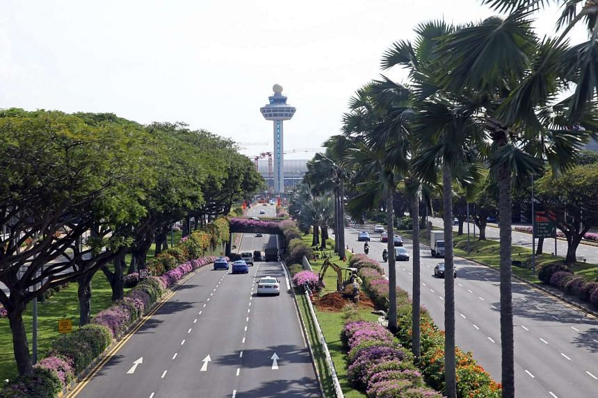 Changi, which now operates with two runways, will add a third strip as part of the development of Changi East.