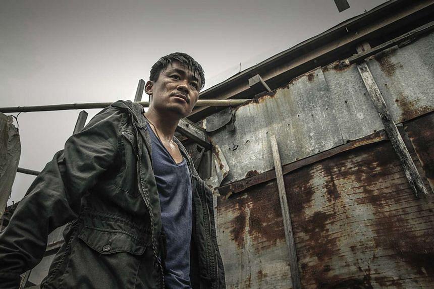Actor Wang Baoqiang in movie Kungfu Jungle. PHOTO: GOLDEN VILLAGE
