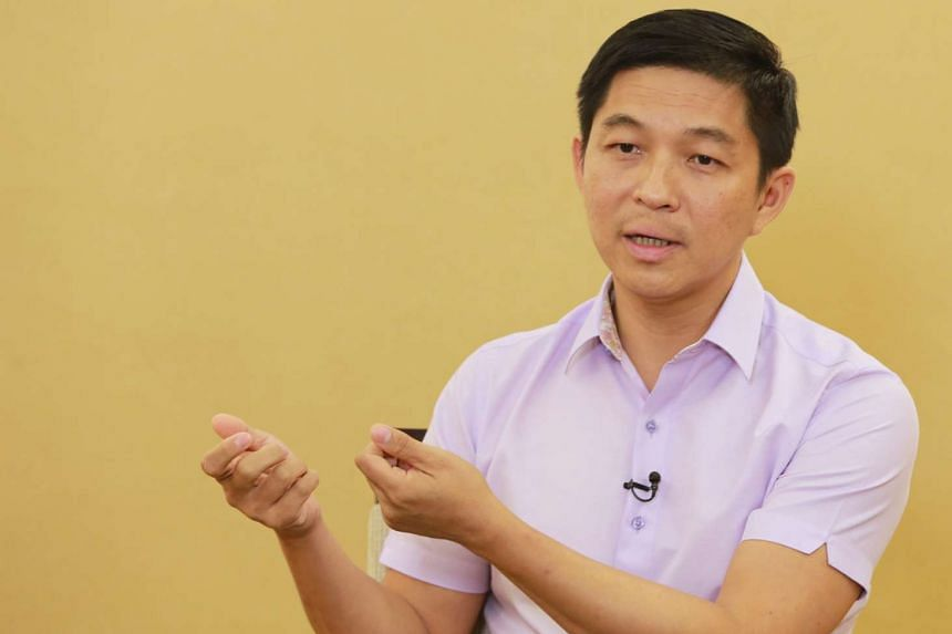 Social and family development minister Tan Chuan-Jin urges people to think about preparing for the unexpected with the LPA.