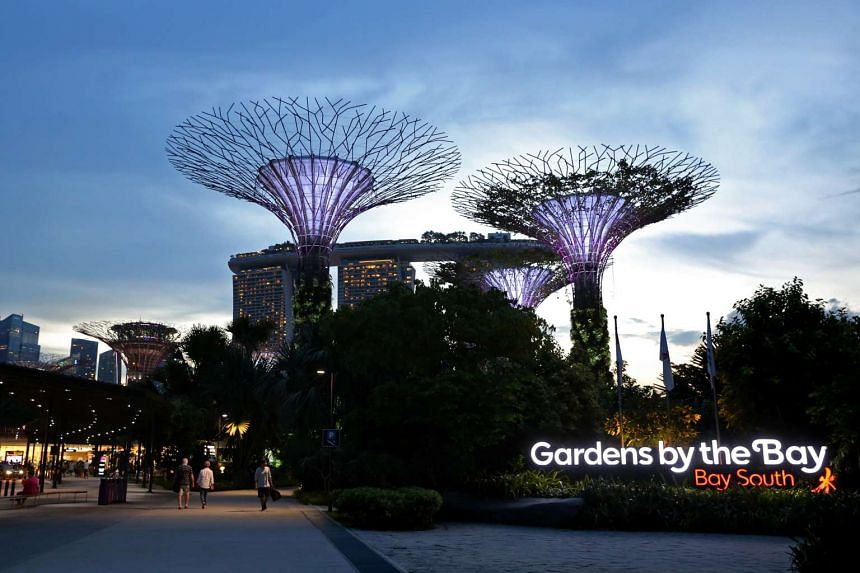 The annual Mid-Autumn@Gardens by the Bay will be held from Sept 3 to 18.