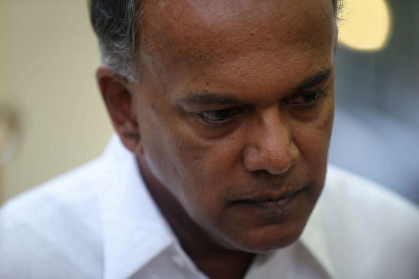 Home Affairs Minister K. Shanmugam said that the case of Volunteer Special Constabulary officers receiving larger allowances was a procedural error.