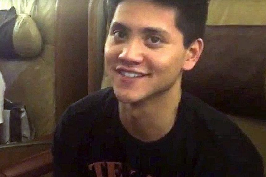 Singapore's Olympic golden boy Joseph Schooling, on board Flight SQ67 back to Singapore, already knows what he wants when he returns home from Brazil - a plate of chye tow kueh (carrot cake). During the flight, he told Straits Times editor-at-large H