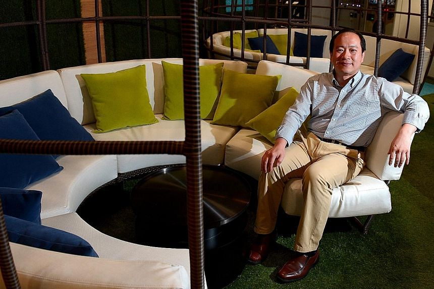 4PX Express, which Mr Kevin Li founded in 2004, helps merchants on online bazaars like AliExpress, TaoBao, eBay and Newegg get their goods to customers across the world.