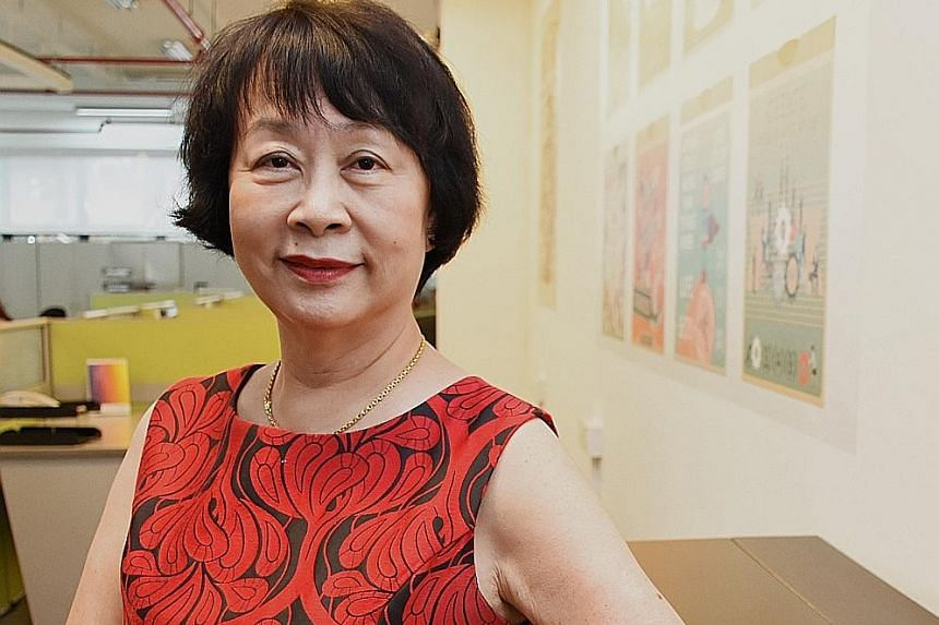 Ms Chew, whose original mission was to grow the company, is now looking at building a succession team.