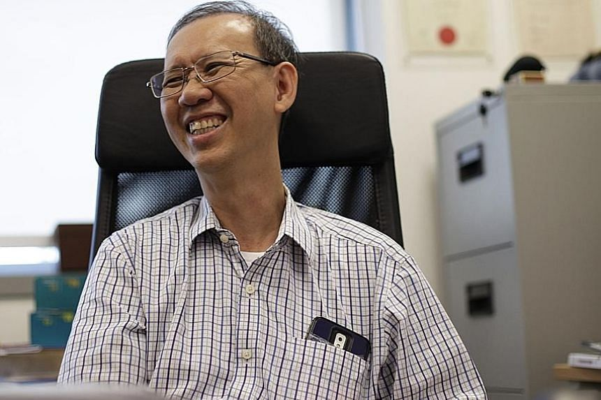 Dr Leong was conferred a Doctor of Science degree by Cambridge University in July last year for his significant contribution to his field of research.