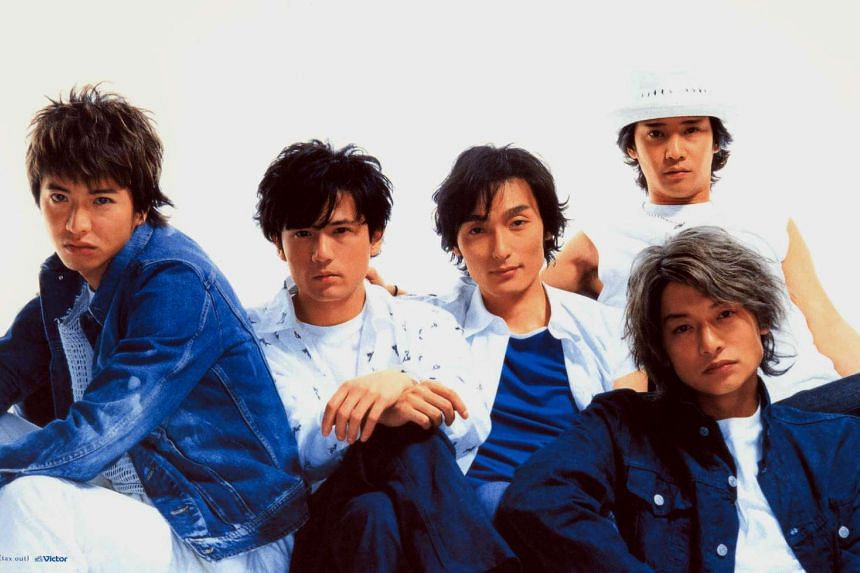 Japanese band SMAP announced that they would be separating at the end of 2016.