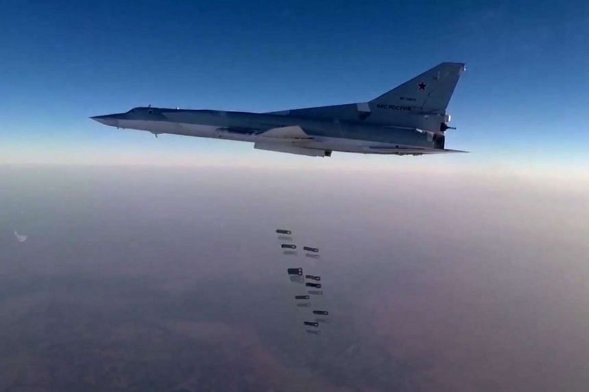 Russia says Iran-based bombers struck militants in Syria: News