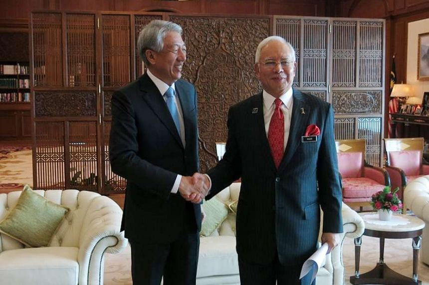 Singapore's Deputy Prime Minister & Coordinating Minister for National Security Teo Chee Hean called on Malaysian Prime Minister Datuk Seri Najib Razak during his two-day visit ending Aug 16, 2016.
