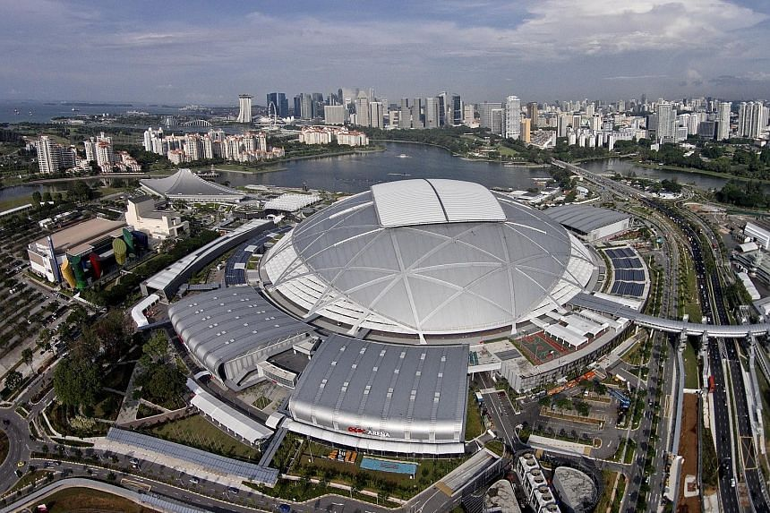 Consistel, whose subsidiary is seeking to become the fourth telco here, is the exclusive host of the Sports Hub's wireless systems, including 3G and 4G equipment. It leases the use of the equipment to the three local mobile operators: Singtel, StarHu