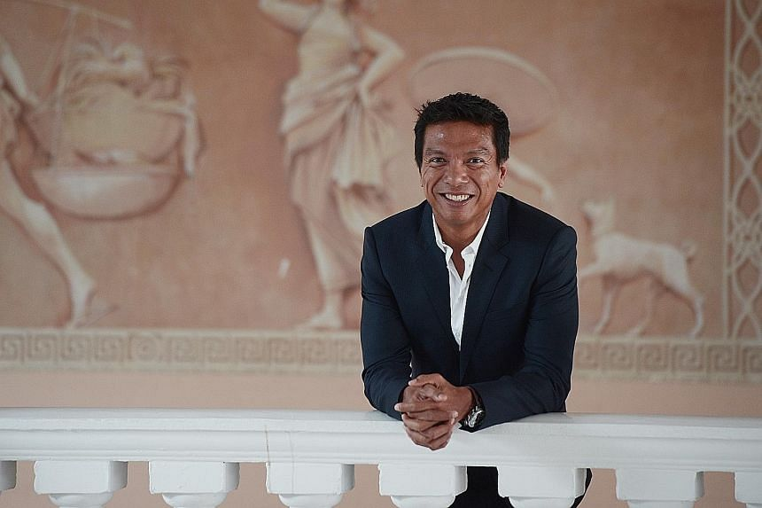 Sepang International Circuit CEO Razlan Razali is happy sales have doubled as European fans coming to Marina Bay will also head north.