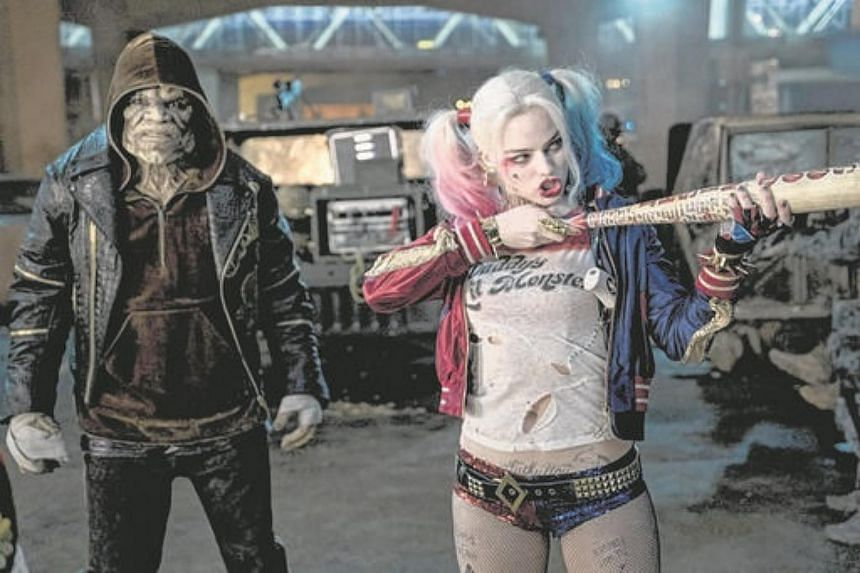 Super-villain movie Suicide Squad led the box-office for a second weekend, taking in an estimated US$43.8 million (S$58.8 million) in North America.
