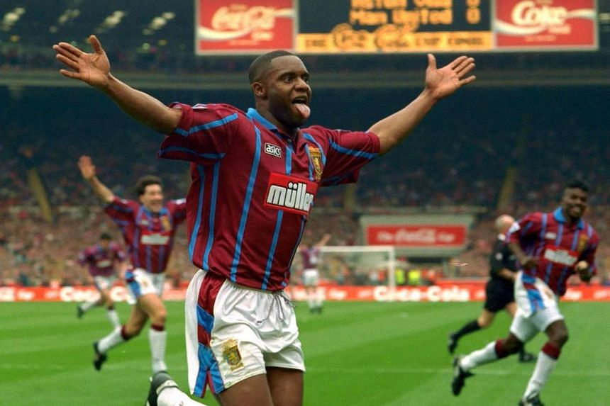 Former Premier League star Dalian Atkinson, who played for Aston Villa and Spanish club Real Sociedad, died on Monday after being tasered by British police, relatives said.